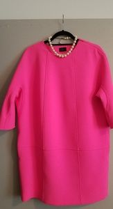Hot Pink Banana Republic Dress